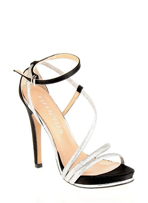 Cecconello Ayakkabı Gümüş